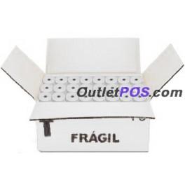 Caja 48 rollos 80x80